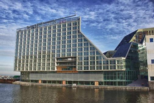 室友艾塔娜酒店 - 阿姆斯特丹 - 建築