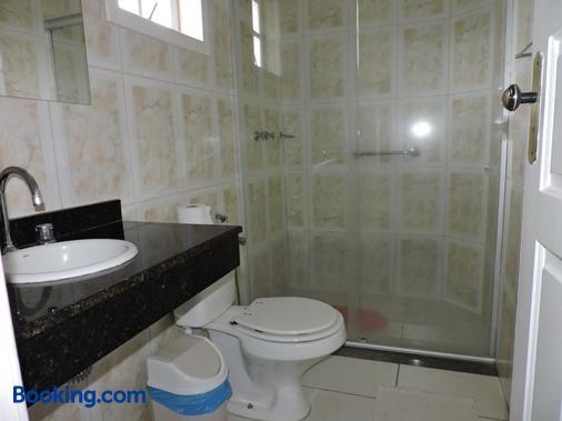 Pousada D'Amoras - Conservatória - Bathroom