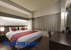 名古屋金山酒店 - 名古屋 - 臥室