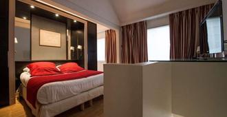 Hotel du Jeu de Paume - París - Habitación