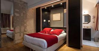 Hotel du Jeu de Paume - Paris - Bedroom