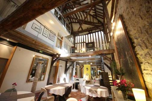 Hotel du Jeu de Paume - Pariisi - Ravintola
