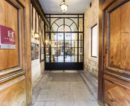Hotel du Jeu de Paume - Pariisi - Rakennus