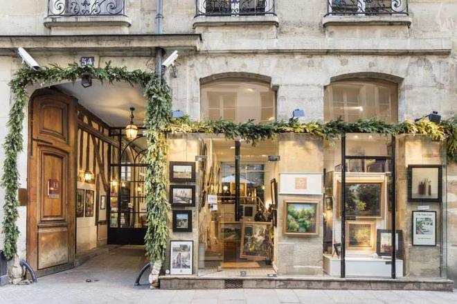 保姆娛樂酒店 - 巴黎 - 建築