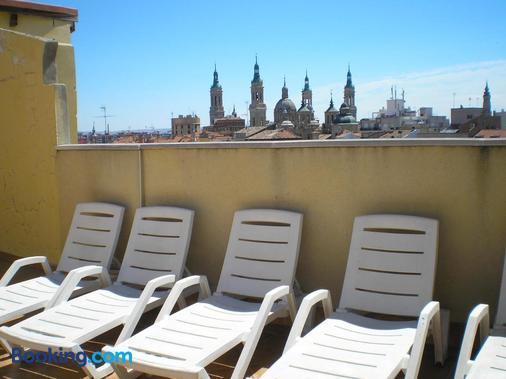 Hotel París Centro - Zaragoza - Balcony
