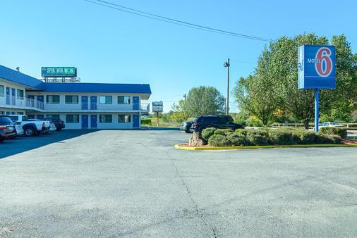 Motel 6 Russellville, AR - Russellville - Building