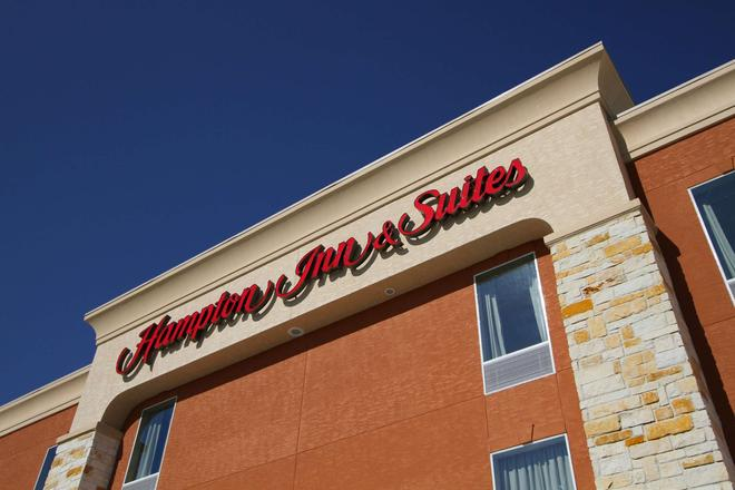 Hampton Inn & Suites Winnie, TX - Winnie - Edificio