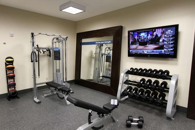 Hampton Inn & Suites Winnie, TX - Winnie - Gimnasio
