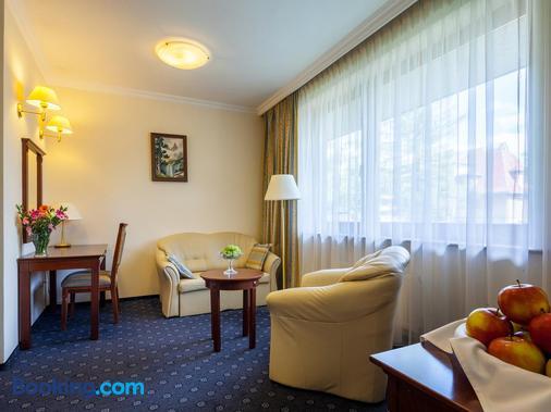 Hotel Czarny Potok - Zakopane - Living room