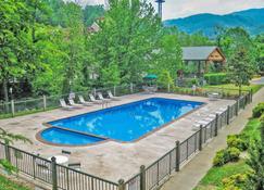 River Terrace Resort & Convention Center - Gatlinburg - Basen