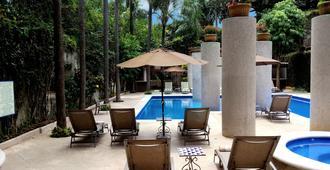 Hotel & Spa Hacienda de Cortes - Cuernavaca - Piscina