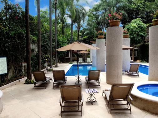 Hotel & Spa Hacienda de Cortes - Cuernavaca - Bể bơi