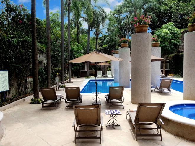 Hotel & Spa Hacienda de Cortes - Cuernavaca - Pool