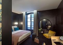 Mercure Nantes Centre Passage Pommeraye - Nantes - Phòng ngủ