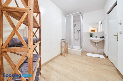 Am Zwölferkogel Appartements - Saalbach - Bathroom