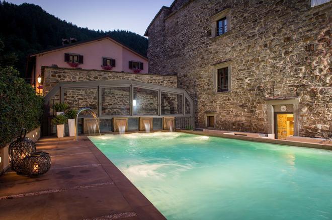 Hotel Delle Terme Santa Agnese - Bagno Di Romagna - Pool