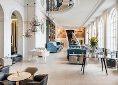 Cures Marines Trouville Hôtel Thalasso & Spa-MGallery by Sofitel - Trouville-sur-Mer - Restaurant