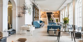 Cures Marines Trouville Hôtel Thalasso & Spa - MGallery - Trouville-sur-Mer - Restaurant