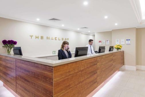 Macleay Hotel - Sydney - Lễ tân