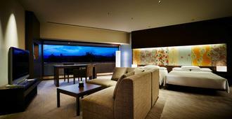 Hyatt Regency Kyoto - קיוטו - חדר שינה
