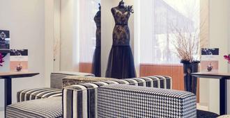 Mercure Paris Place D'italie - París - Sala de estar