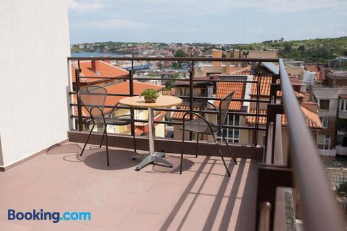 Ema Hotel (former Kamea Hotel) - Sozopol - Balcony