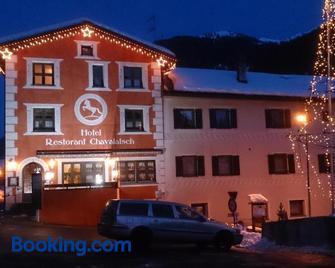Hotel Chavalatsch - Val Müstair - Building