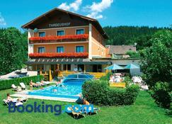 Hotel Restaurant Thadeushof - Portschach am Wörthersee - Κτίριο