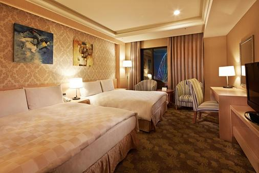 Eda Skylark Hotel - Kaohsiung - Bedroom