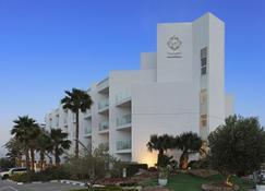 Reef Eilat Hotel By Herbert Samuel - Elat - Gebäude