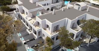 Kalisti Hotel & Suites - Thera - Building