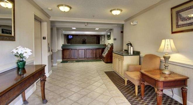 Intown Suites Extended Stay Murfreesboro Tn Old Fort Pkwy - Murfreesboro - Vastaanotto