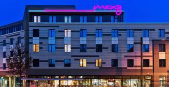 Moxy Düsseldorf South - Düsseldorf - Edificio