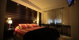 Hotel Iberia - מונטווידאו - חדר שינה