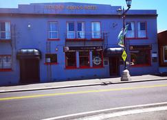 Golden Cross Hotel - Waihi - Κτίριο