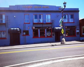 Golden Cross Hotel - Waihi - Building