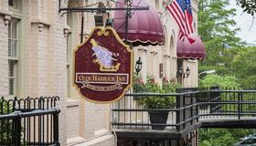 Olde Harbour Inn,historic Inns Of Savannah Collection - Savannah - Rakennus