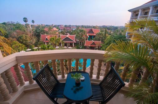 Borei Angkor Resort & Spa - Siem Reap - Balcony