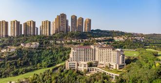 Crowne Plaza Chongqing New North Zone - Chongqing - Byggnad