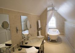 金典旅館 - 溫莎格魯菲爾德酒店 - 斯勞 - 斯勞 - 浴室