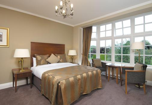 Grovefield House Hotel - Slough - Bedroom