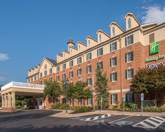 Holiday Inn Express State College At Williamsburg Square - State College - Building
