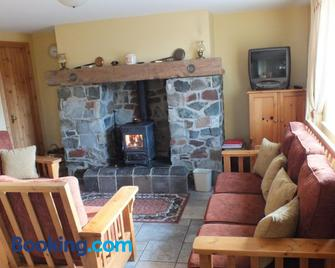 Barnwell Farm Cottages Corn Cottage - Newtownards - Living room
