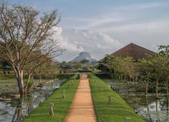Water Garden Sigiriya - Sigiriya - Outdoors view