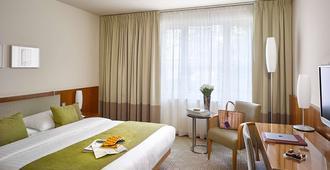 K+K Hotel Central - Praga - Camera da letto