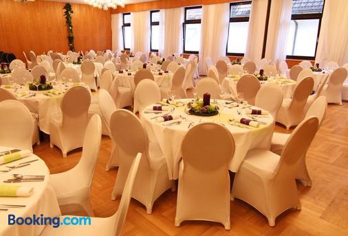 Hotel Sonne29 - Ebermannstadt - Banquet hall