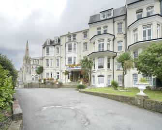 The Dilkhusa Grand Hotel - Ilfracombe - Building