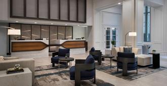Norfolk Waterside Marriott - Norfolk - Lobby