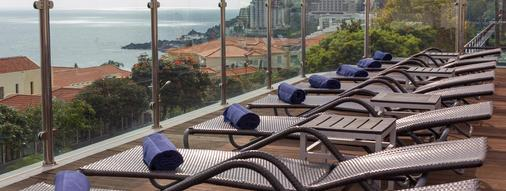 The Lince Madeira Lido Atlantic Great Hotel - Funchal - Parveke