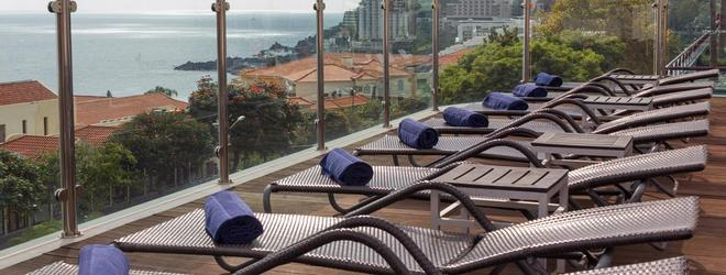 The Lince Madeira Lido Atlantic Great Hotel - Funchal - Ban công